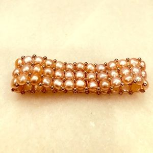Jewelry - ❗️2/$25❗️ Faux Pearl with Embellishment Bracelet